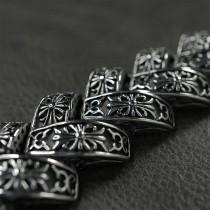 Heavy Silver Bracelet TB102