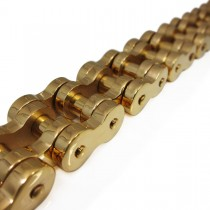 Heavy GOLD Bike Chain TB144