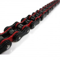 Red & Black Bike Chain TB147