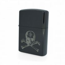 1% ER Skull Windproof Lighter LG2070