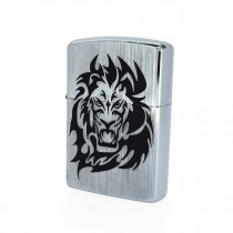 Silver Lion Windproof Lighter LG2250