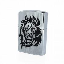 Silver Lion Windproof Lighter LG2250