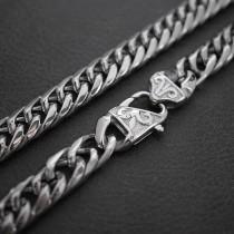 """23.5"""" Silver Rolo Necklace / Chain TN36"""
