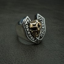 "925 Sterling Silver ""Forever Rockers"" Ring  SR73"