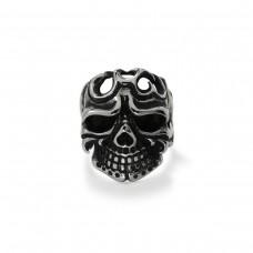 Silver Skull Ring TR96