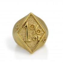 Gold 1% ER Ring TR171