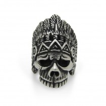Silver Indian Ring TR135