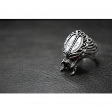 925 Sterling Silver Predator Ring SR37