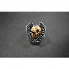 "925 Sterling Silver ""Forever Rockers"" Ring  SR73"