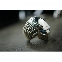 925 Sterling Silver Ring for The Predator Fans SR810