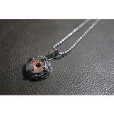 Gothic Dragon Claw Pendant with Eye Ball TP35