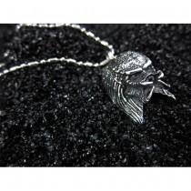 Silver Predator Pendant TP89